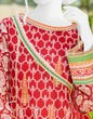 JJLK-S-JSS-20-401 FB/Red Sari