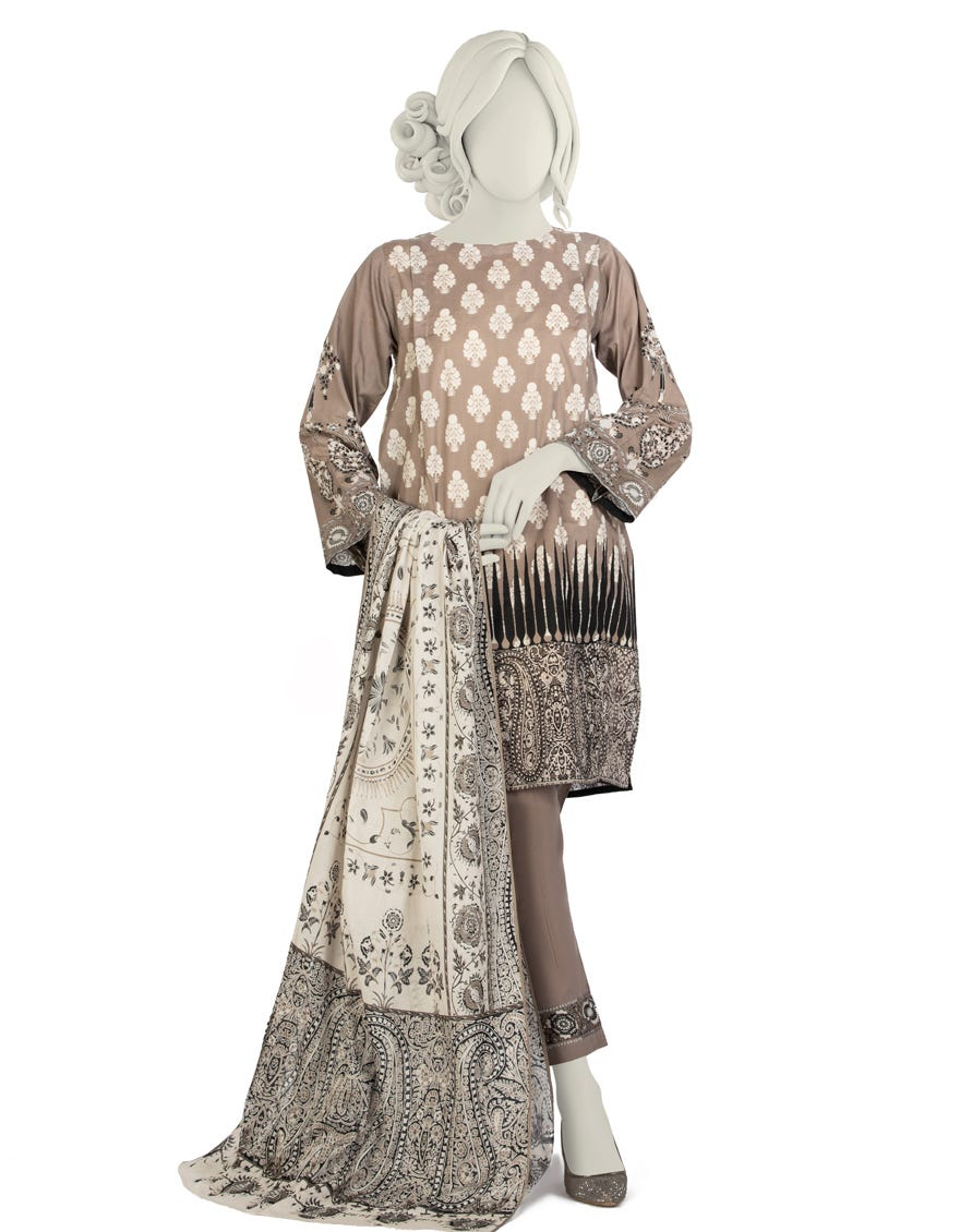 Junaid Jamshed JLAWN-S-21-186 S Amare Eid Collection