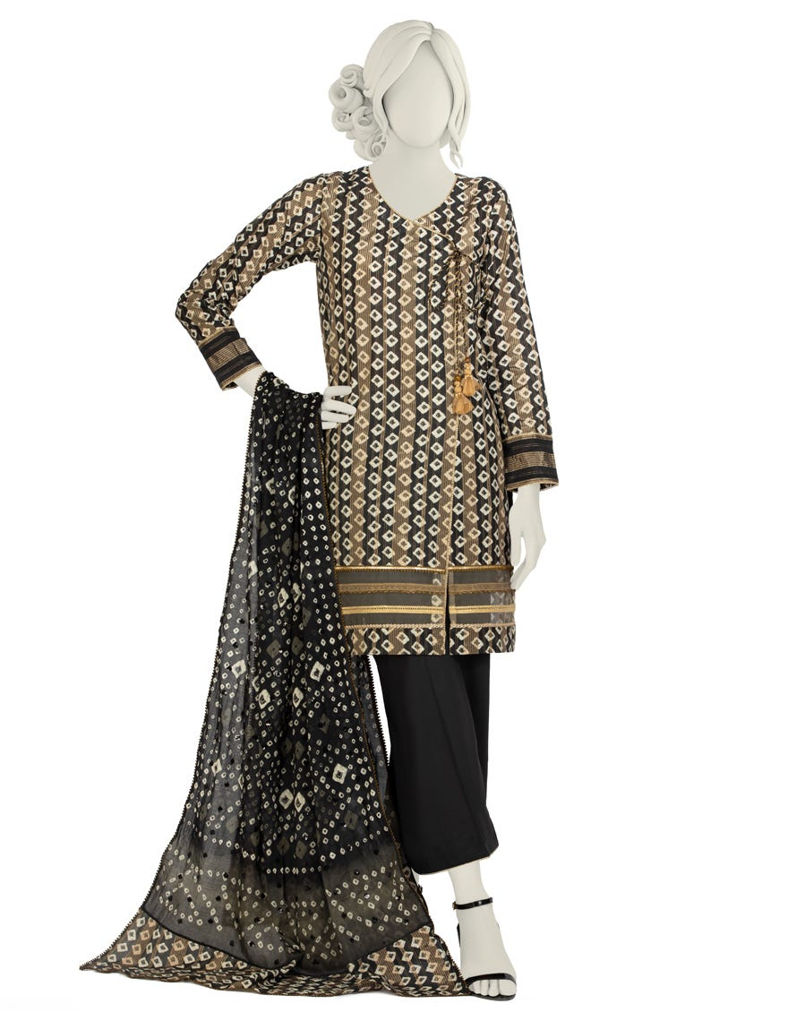 Junaid Jamshed JLAWN-S-21-194 S Kwame Eid Collection