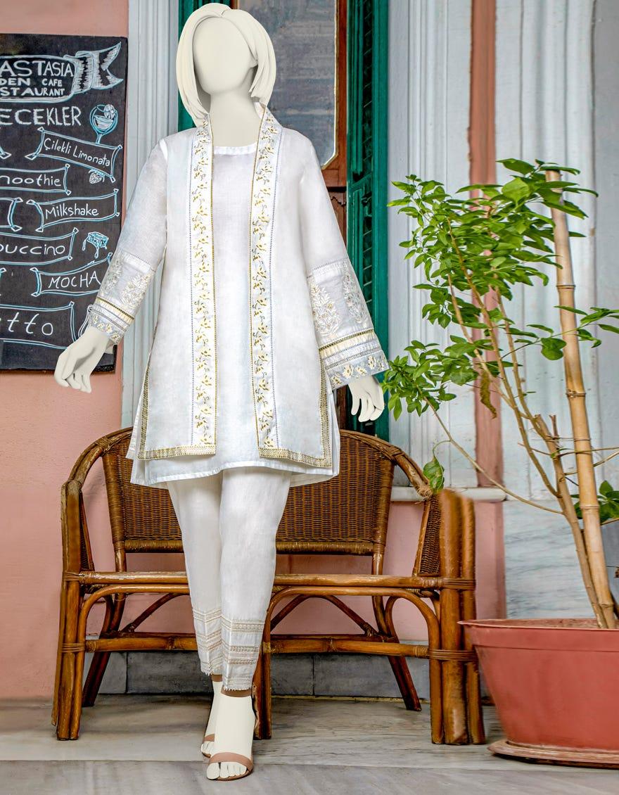 Junaid Jamshed JJLK-S-JSS-21-356 FB Tara Eid Collection
