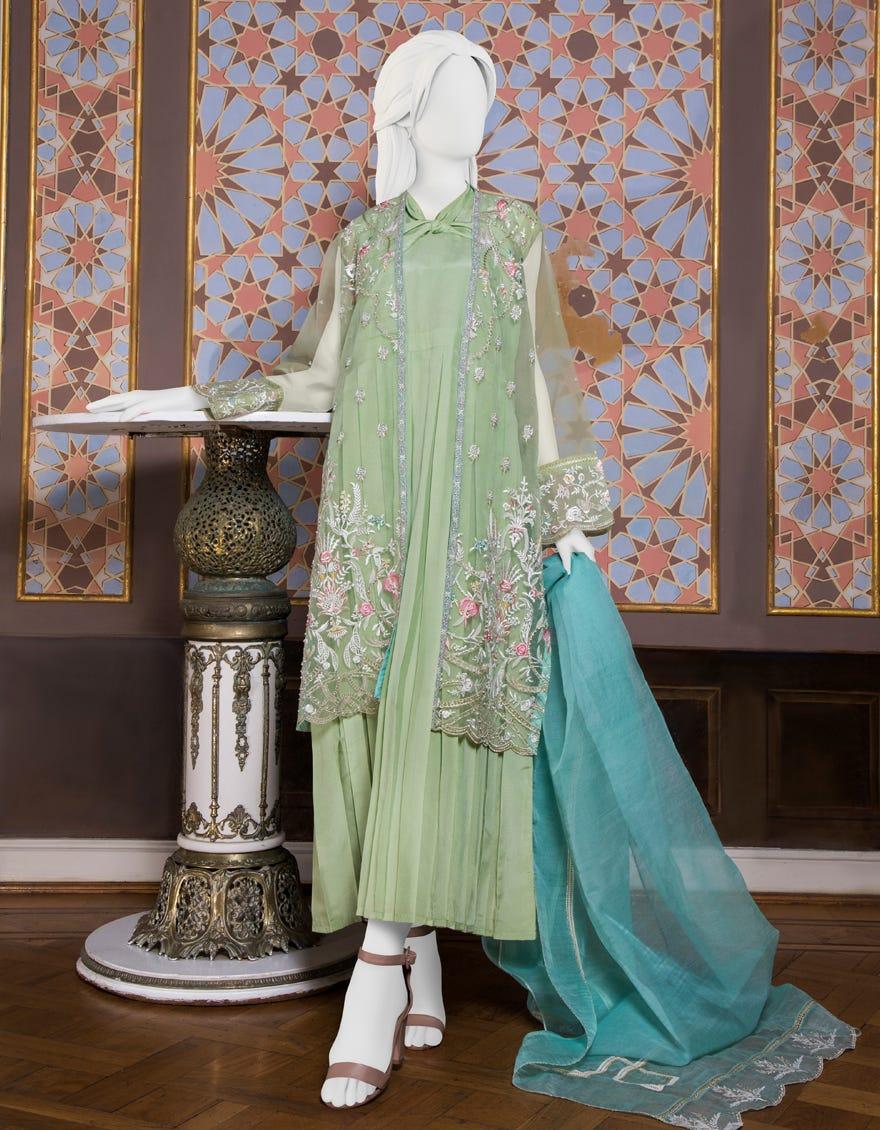 Junaid Jamshed JJLS-S-JFU-21-702 FB MF-663 Eid Collection