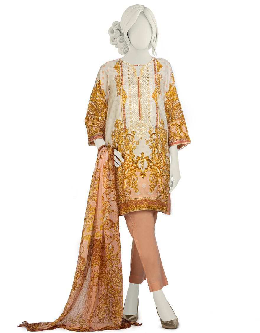 Junaid Jamshed JLAWN-S-21-731 S Adorn Eid Collection