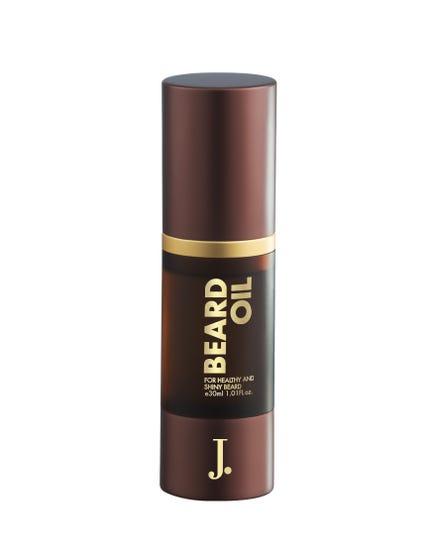 Beard Oil Bottle (Oriental)