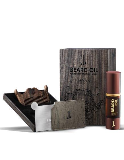 Beard Oil Set (Janan)